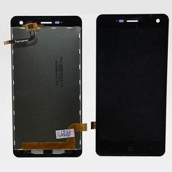 Дисплей для ZTE Blade L3 с тачскрином Qualitative Org (LP) (черный) - Дисплей, экран для мобильного телефона