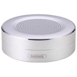 Remax RB-M13 (серебристый) - Колонка для телефона и планшета