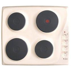 GEFEST СВН 3210 К81 - Варочная поверхностьВарочные панели<br>GEFEST СВН 3210 К81 - электрическая варочная панель, независимая, эмаль, 59х52х8 см, бежевый