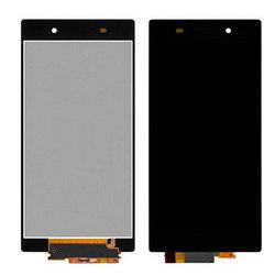 Дисплей для Sony Xperia Z1 с тачскрином Qualitative Org (LP) (черный) - Дисплей, экран для мобильного телефонаДисплеи и экраны для мобильных телефонов<br>Полный заводской комплект замены дисплея для Sony Xperia Z1. Стекло, тачскрин, экран для Sony Xperia Z1 в сборе. Если вы разбили стекло - вам нужен именно этот комплект, который поставляется со всеми шлейфами, разъемами, чипами в сборе.