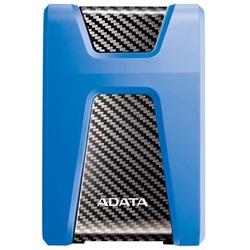 ADATA DashDrive Durable HD650 2Tb (синий) - Внешний жесткий дискВнешние жесткие диски и SSD<br>Внешний жесткий диск, объем 2000 Гб, 1 HDD 2.5quot; внутри, интерфейс USB 3.1, противоударный.