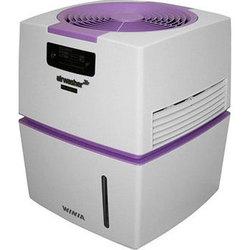 Очиститель воздуха Winia AWM-40PTVC - Увлажнитель воздухаОчистители и увлажнители воздуха<br>Winia AWM-40PTVC - очиститель воздуха, мощность 11 Вт, воздушный поток 150 м3/ч, емкость резервуара для воды 9 л, ионизатор, индикатор воды, ночной режим, режим вентилятора.
