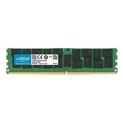 Crucial CT64G4LFQ4266 - Память для компьютераМодули памяти<br>Crucial CT64G4LFQ4266 - DDR4 2666 (PC 21300) LRDIMM 288 pin, 1x64 Гб, буферизованная, ECC, 1.2 В, CL 19