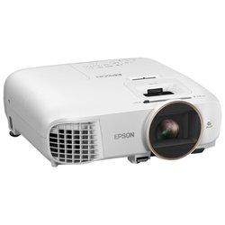 Epson EH-TW5650 - Мультимедиа проекторМультимедиа-проекторы<br>Epson EH-TW5650 - портативный, LCD, 16:9, HDTV, разрешение: 1920x1080 (Full HD), яркость: 2500 лм, контрастность: 60000:1, Wi-Fi (802.11n), вес: 3.5 кг