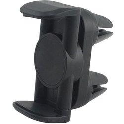 Универсальный автомобильный держатель (Wiiix HT-31V-2) (черный) - Универсальный автомобильный держательУниверсальные автомобильные держатели для телефонов и планшетов<br>Универсальный держатель для телефонов на решетку вентиляции в автомобиль. Подходит для смартфонов, мобильных телефонов, коммуникаторов, навигаторов и так далее.