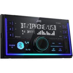 JVC KW-X830BT - АвтомагнитолаАвтомагнитолы<br>Автомагнитола, 2DIN ресивере, Bluetooth, USB, MP3, iPod, Android проигрыватель.