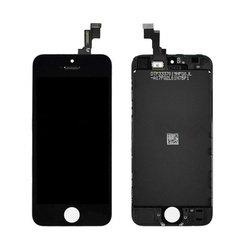 Дисплей для Apple iPhone 5S с тачскрином Qualitative Org (LP1) (черный)  - Дисплей, экран для мобильного телефона