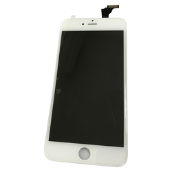 Дисплей для Apple iPhone 6 Plus с тачскрином Qualitative Org (sirius1) (белый) - Дисплей, экран для мобильного телефонаДисплеи и экраны для мобильных телефонов<br>Полный заводской комплект замены дисплея для Apple iPhone 6 Plus. Стекло, тачскрин, экран для Apple iPhone 6 Plus в сборе. Если вы разбили стекло - вам нужен именно этот комплект, который поставляется со всеми шлейфами, разъемами, чипами в сборе.