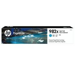 Картридж для HP PageWide Enterprise Color 765, 780, 785 (T0B27A HP 982X) (голубой) - Картридж для принтера, МФУКартриджи<br>Картридж совместим с моделями: HP PageWide Enterprise Color 765, 780, 785.