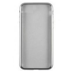 Чехол-накладка для Huawei Honor 9 (iBox Blaze YT000013101) (серебристая рамка) - Чехол для телефонаЧехлы для мобильных телефонов<br>Чехол плотно облегает корпус и гарантирует надежную защиту от царапин и потертостей.