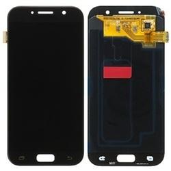 Дисплей для Samsung Galaxy A5 (2017) A520F с тачскрином Qualitative Org (LP) (черный)   - Дисплей, экран для мобильного телефонаДисплеи и экраны для мобильных телефонов<br>Полный заводской комплект замены дисплея для Samsung Galaxy A5 (2017) A520F. Стекло, тачскрин, экран для Samsung  Galaxy A5 (2017) в сборе. Если вы разбили стекло - вам нужен именно этот комплект, который поставляется со всеми шлейфами, разъемами, чипами в сборе.