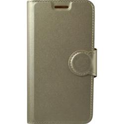 Чехол-книжка для Xiaomi Redmi 5 (Red Line Book Type YT000013544) (золотистый) - Чехол для телефонаЧехлы для мобильных телефонов<br>Чехол плотно облегает корпус и гарантирует надежную защиту от царапин и потертостей.