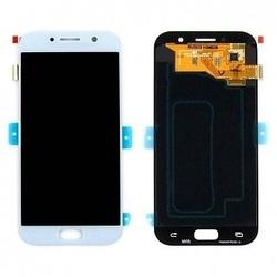 Дисплей для Samsung Galaxy A5 (2017) A520F с тачскрином Qualitative Org (LP) (голубой)  - Дисплей, экран для мобильного телефонаДисплеи и экраны для мобильных телефонов<br>Полный заводской комплект замены дисплея для Samsung Galaxy A5 (2017) A520F. Стекло, тачскрин, экран для Samsung Galaxy A5 (2017) A520F в сборе. Если вы разбили стекло - вам нужен именно этот комплект, который поставляется со всеми шлейфами, разъемами, чипами в сборе.