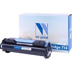 Картридж для Canon FAX-L3000, L3000IP (NV Print NV-714) (черный) - Картридж для принтера, МФУКартриджи<br>Картридж совместим с моделями: Canon FAX-L3000, L3000IP
