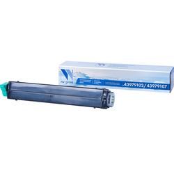 Картридж для Oki B410dn, B420dn, B430dn, B440dn, MB460, MB470, MB480 (NV Print NV-43979102/43979107) - Картридж для принтера, МФУ