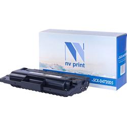 Картридж для Samsung SCX-4520, 4720F (NV Print NV-SCXD4720D5) (черный) - Картридж для принтера, МФУ