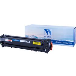 Картридж для HP LaserJet Color Pro M251n, M251nw, M276n, M276nw, Canon LBP-7100Cn, 7110Cw (NV Print NV-CF210A/731Bk) (черный) - Картридж для принтера, МФУКартриджи<br>Совместимые модели: HP LaserJet Color Pro M251n, M251nw, M276n, M276nw, Canon LBP-7100Cn, 7110Cw.