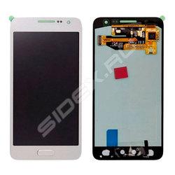 Дисплей для Samsung Galaxy A3 A300F с тачскрином Qualitative Org (LP2) (белый) - Дисплей, экран для мобильного телефонаДисплеи и экраны для мобильных телефонов<br>Полный заводской комплект замены дисплея для Samsung Galaxy A3 A300F. Стекло, тачскрин, экран для Samsung Galaxy A3 в сборе. Если вы разбили стекло - вам нужен именно этот комплект, который поставляется со всеми шлейфами, разъемами, чипами в сборе.