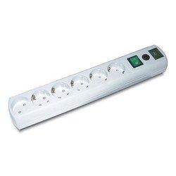 Сетевой фильтр Most RG 3м (6 розеток) (белый) - Сетевой фильтр