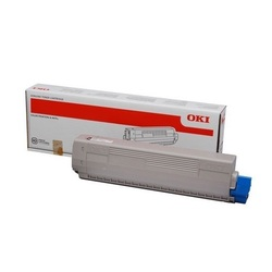 Тонер картридж для Oki C532, C542, MC573 (46490405) (желтый) - Картридж для принтера, МФУКартриджи<br>Совместим с моделями: Oki C532, C542, MC573.