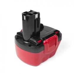 Аккумулятор для инструмента Bosch (12V 2Ah) (TOP-PTGD-BOS-12(A)2) - АккумуляторАккумуляторы и зарядные устройства<br>Аккумулятор для инструмента Bosch, напряжение 12 В, емкость 2.0 Ач, химический состав: Ni-Cd. Совместимые модели: Bosch GSR 12-2, PSB 12 VE-2, PSR 12-2.