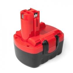 Аккумулятор для инструмента Bosch (3.3 Ah 14.4 V) (TOP-PTGD-BOS-14.4-3.3) - АккумуляторАккумуляторы и зарядные устройства<br>Аккумулятор для инструмента Bosch, емкость 3.3 Ah, напряжение 14.4 V, химический состав: Ni-Mh. Совместимые модели: Bosch GDR 14.4 V-LI, GHO 14.4 V-LI, GWS 14.4 V.