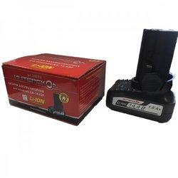 Аккумулятор для Интерскол ДА-14,4ЭР (1.5Ah 14.4V) (2400.015) - АккумуляторАккумуляторы и зарядные устройства<br>Аккумулятор, напряжение - 14,4 В, емкость - 1,5 Ач, химический состав: Li-ion