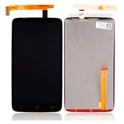 Дисплей для HTC One X с тачскрином в сборе Qualitative Org (LP) (черный) - Дисплей, экран для мобильного телефонаДисплеи и экраны для мобильных телефонов<br>Полный заводской комплект замены дисплея для HTC One X. Стекло, тачскрин, экран для HTC One X в сборе. Если вы разбили стекло - вам нужен именно этот комплект, который поставляется со всеми шлейфами, разъемами, чипами в сборе.