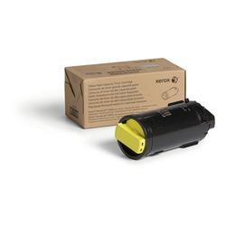 Тонер картридж для Xerox VersaLink C600, C605 (106R03914) (желтый) - Картридж для принтера, МФУКартриджи<br>Совместим с моделями: Xerox VersaLink C600, C605.