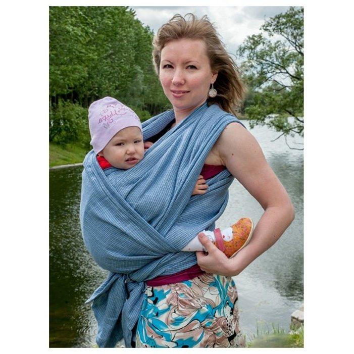 9fa5f52bb815 РосТест - официальная гарантия производителя слинг-шарф мамарада глория.  слинг-шарф мамарада глория