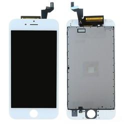 Дисплей для Apple iPhone 6S Plus с тачскрином Qualitative Org (LP1) (белый)  - Дисплей, экран для мобильного телефонаДисплеи и экраны для мобильных телефонов<br>Полный заводской комплект замены дисплея для  Apple iPhone 6S Plus. Стекло, тачскрин, экран для  Apple iPhone 6S Plus в сборе. Если вы разбили стекло - вам нужен именно этот комплект, который поставляется со всеми шлейфами, разъемами, чипами в сборе.