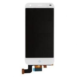 Дисплей для ZTE Blade S6 с тачскрином Qualitative Org (LP) (белый)  - Дисплей, экран для мобильного телефонаДисплеи и экраны для мобильных телефонов<br>Полный заводской комплект замены дисплея для ZTE Blade S6. Стекло, тачскрин, экран для ZTE Blade S6 в сборе. Если вы разбили стекло - вам нужен именно этот комплект, который поставляется со всеми шлейфами, разъемами, чипами в сборе.