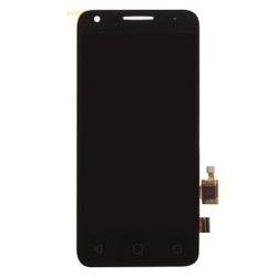 Дисплей для Alcatel OT 4027D Pixi 3 с тачскрином Qualitative Org (LP) (черный)  - Дисплей, экран для мобильного телефонаДисплеи и экраны для мобильных телефонов<br>Полный заводской комплект замены дисплея для Alcatel OT 4027D Pixi 3. Стекло, тачскрин, экран для Alcatel OT 4027D Pixi 3 в сборе. Если вы разбили стекло - вам нужен именно этот комплект, который поставляется со всеми шлейфами, разъемами, чипами в сборе.