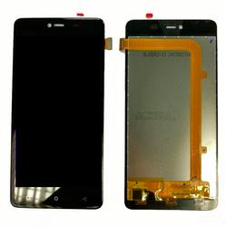 Дисплей для Highscreen Power Rage с тачскрином в сборе Qualitative Org (LP) (черный) - Дисплей, экран для мобильного телефонаДисплеи и экраны для мобильных телефонов<br>Полный заводской комплект замены дисплея для Highscreen Power Rage. Стекло, тачскрин, экран для Highscreen Power Rage в сборе. Если вы разбили стекло - вам нужен именно этот комплект, который поставляется со всеми шлейфами, разъемами, чипами в сборе.