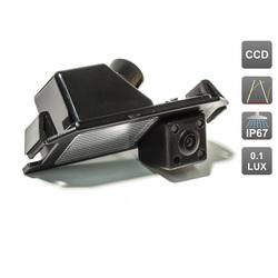 CCD штатная камера заднего вида для HYUNDAI I20, I30, KIA GENESIS COUPE 2012+, PICANTO, SOUL ( Avis AVS326CPR (#026)) - Камера заднего вида Кызыл машины бу купить