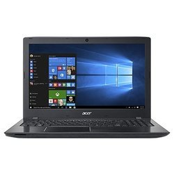 "Acer ASPIRE E 15 (E5-576G-50NP) (Intel Core i5 7200U 2500 MHz/15.6""/1920x1080/8Gb/256Gb SSD/DVD нет/NVIDIA GeForce 940MX/Wi-Fi/Bluetooth/Windows 10 Home)"