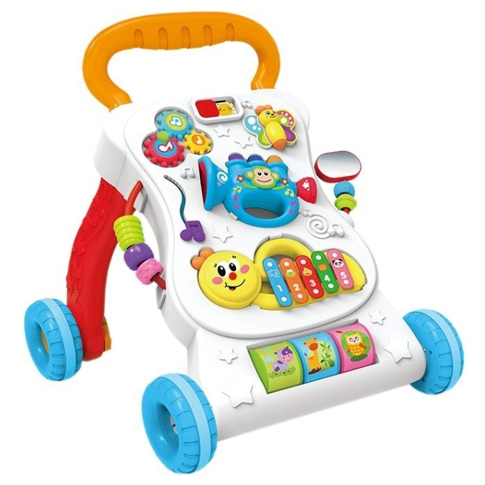 341ae869403c Каталка-ходунки Baby Evolution Junior со звуковыми эффектами - купить ,  скидки, цена, отзывы, ...