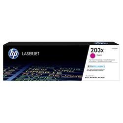 Картридж для HP Color LaserJet Pro MFP M254, 280, 281 (203X CF543X) (пурпурный) - Картридж для принтера, МФУКартриджи<br>Совместим с моделями: HP Color LaserJet Pro MFP M254, 280, 281.