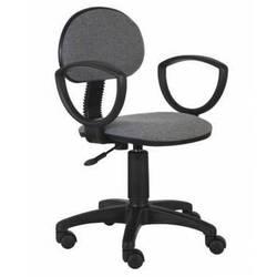 Кресло Бюрократ CH-213AXN/GREY (серый) - Стул офисный, компьютерныйКомпьютерные кресла<br>Регулировка высоты (газлифт), регулировка глубины сиденья, ограничение по весу: 100 кг, материал обивки: ткань.