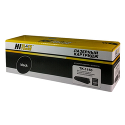 Тонер картридж для Kyocera Mita M2135dn, P2235d, P2235dn, P2235dw, M2635dn, M2735dw (Hi-Black HB-TK-1150) (черный, с чипом) - Картридж для принтера, МФУКартриджи<br>Картридж совместим с моделями: Kyocera Mita M2135dn, P2235d, P2235dn, P2235dw, M2635dn, M2735dw.