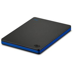 Seagate 2TB Game Drive for PS 4 (STGD2000400) (чёрный)