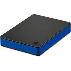 Seagate 4TB Game Drive for PS 4 (STGD4000400) (чёрный) - Внутренний жесткий диск HDDВнутренние жесткие диски<br>Внешний HDD, объем 4Тб, форм-фактор 2.5quot;, интерфейс USB 3.0.