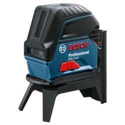 Лазерный уровень Bosch GCL 2-15 Professional + RM 1 Professional + кейс (0601066E02) - Инструмент