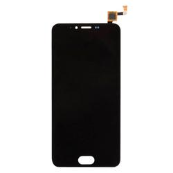 Дисплей для Meizu M5 с тачскрином в сборе (0L-00033112) (черный) - Дисплей, экран для мобильного телефонаДисплеи и экраны для мобильных телефонов<br>Дисплей выполнен из высококачественных материалов и идеально подходит для данной модели устройства.