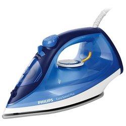 Philips GC 2145/20 EasySpeed Plus - УтюгУтюги<br>Philips GC 2145/20 EasySpeed Plus - мощность 2100 Вт, материал подошвы: керамика, постоянный пар (до 30 г/мин), паровой удар (110 г/мин), вертикальное отпаривание