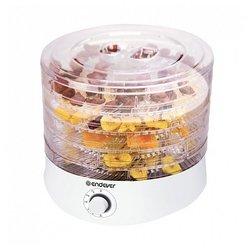 ENDEVER Skyline FD-58 - Сушилка для овощей, фруктов, грибовЭлектросушилки для овощей, фруктов, грибов<br>ENDEVER Skyline FD-58 - нагревательная сушилка (без вентилятора), механическое управление, мощность 350 Вт, регулировка температуры сушки