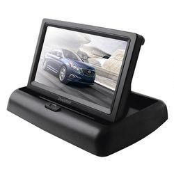 Digma DCM-432 - Телевизор, монитор в машинуАвтомобильные телевизоры<br>Автомобильный монитор Digma DCM-432, 4.3quot;, 16:9, 480x272, 2.5 Вт.