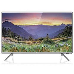 BBK 32LEM-1042/TS2C (серебристый) - ТелевизорТелевизоры и плазменные панели<br>ЖК-телевизор, 720p HD, диагональ 31.5quot; (80 см), HDMI x3, USB, DVB-T2, 2 TV-тюнера