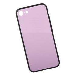 Пластиковый чехол-накладка для Apple iPhone 7, 8 (0L-00035920) (розовый) - Чехол для телефонаЧехлы для мобильных телефонов<br>Обеспечит надежную защиту Вашего мобильного устройства от повреждений, загрязнений и других нежелательных воздействий.