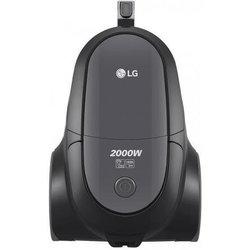 LG VK76A01NDS (серебристый) - ПылесосПылесосы<br>Пылесос, сухая уборка, потребляемая мощность 2000 Вт, объем пылесборника - 1.5 л.